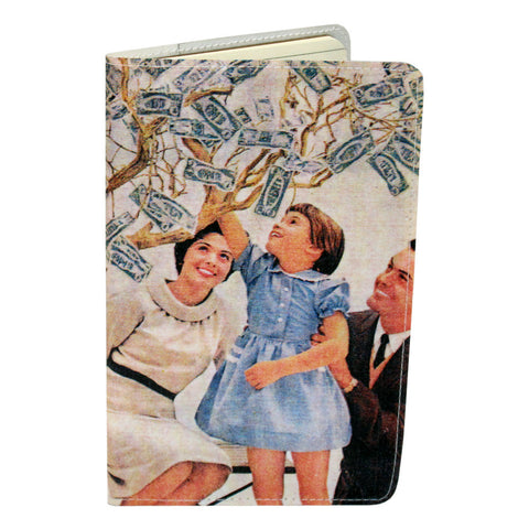 Family Money Covered Moleskine Notebook