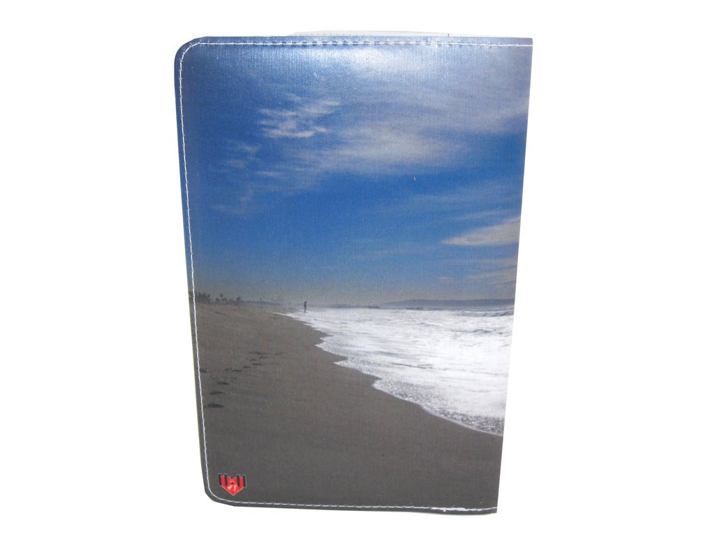 Sea To Shining Sea Covered Moleskine Notebook