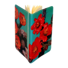 Cactus Flower Small Moleskine Notebook Cover