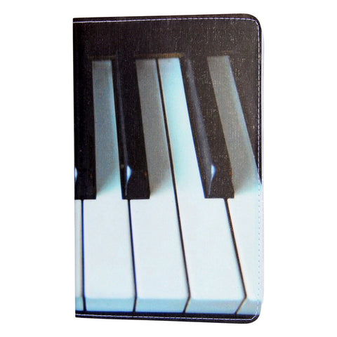 Grand Piano Covered Moleskine Notebook