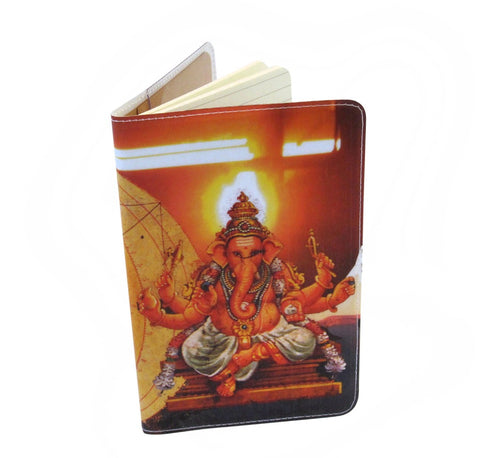 Great Ganesha Covered Moleskine Notebook