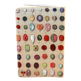Gems Covered Moleskine Notebook