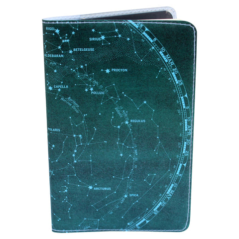 Star Chart Astrological  Moleskine Cahier Pocket Notebook