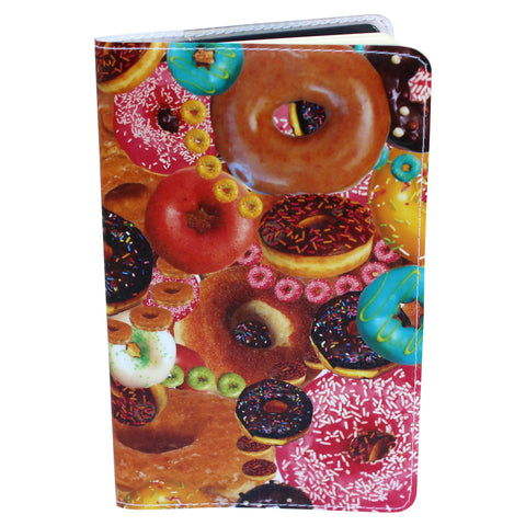 Donut Sprinkles Moleskine Cahier Pocket Notebook