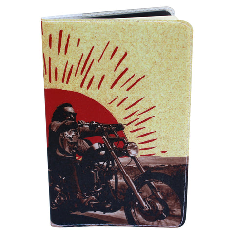 Easy Rider Motorcycle Moleskine Cahier Pocket Notebook