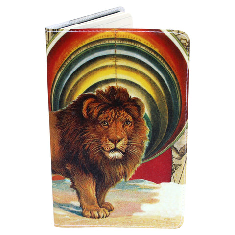 Lion King of The Beasts Moleskine Cahier Pocket Notebook