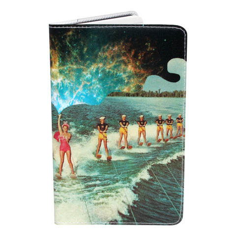 Ocean Sun Goddess Small Moleskine Notebook Cover