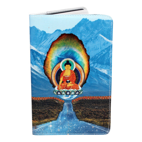 Diamond Buddha Road Moleskine Cahier, Pocket Notebook Cover