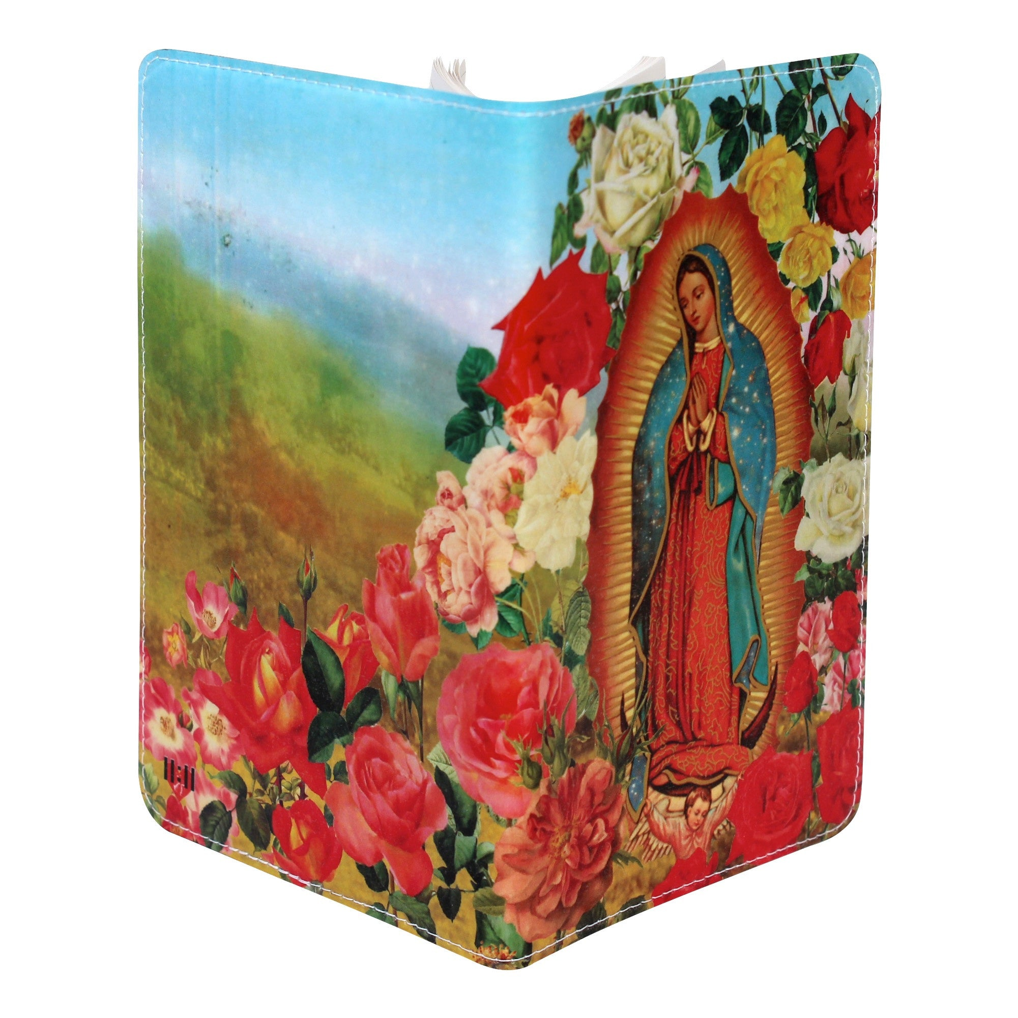 Virgin Mary Moleskine Cahier, Pocket Notebook Cover
