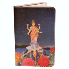 Laksmi's Garden Journal (Diary, Notebook) w/ Moleskine Cahier Pocket Cover