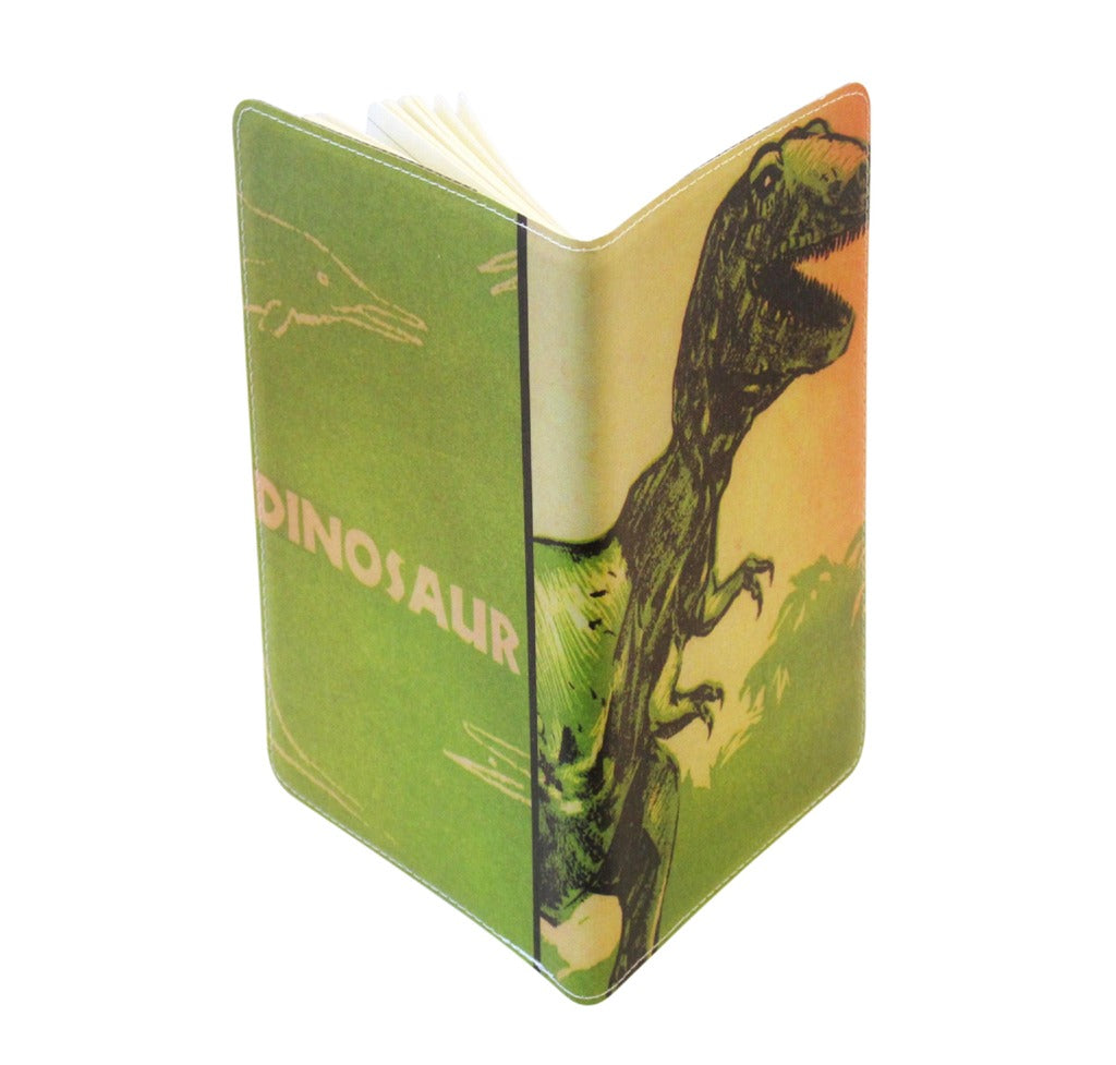 T-Rex Covered Moleskine Notebook