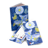 Butterfly Book Travel Set- Passport Holder + Matching Luggage Tags