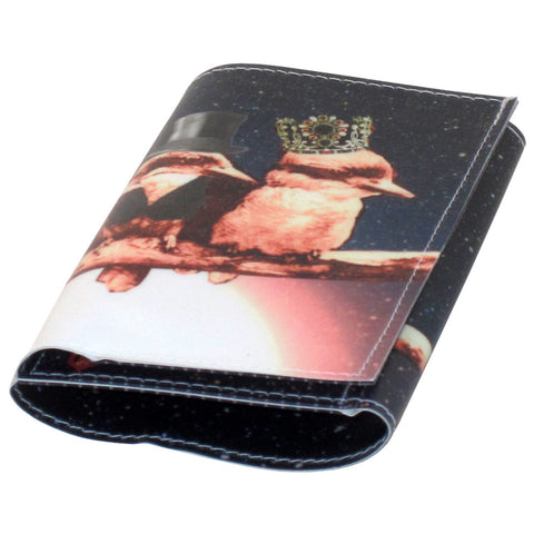 World Peace Tri-Fold Wallet