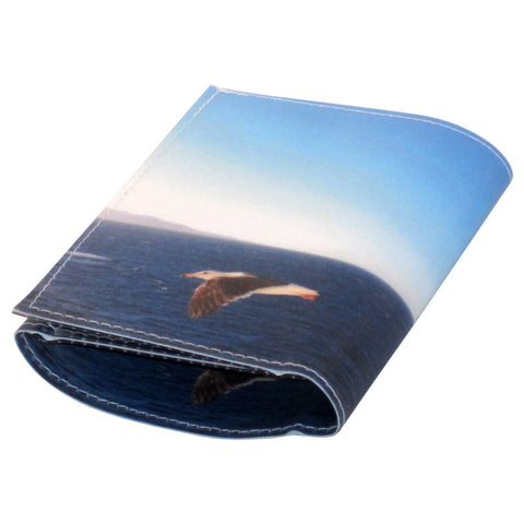 Sea Gull Tri Fold Wallet