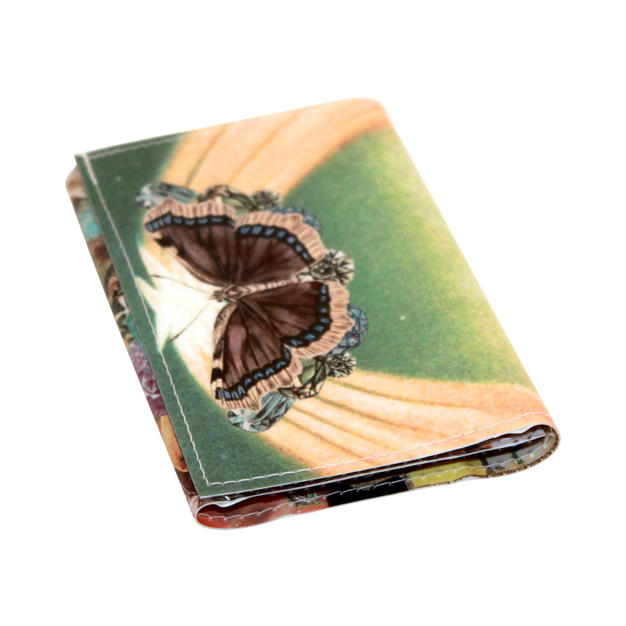 Magical Elephant Tri-Fold Wallet