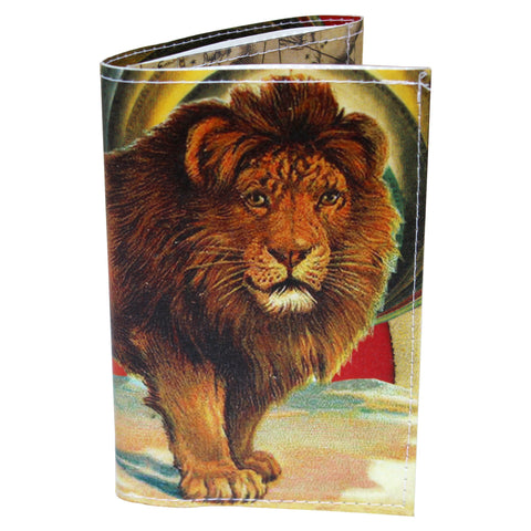 Lion King  Tri-Fold Wallet