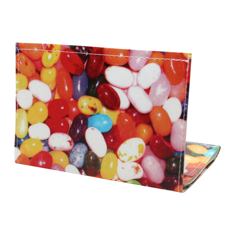 Jelly Beans Tri-Fold Wallet