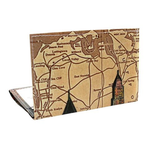 New York City Skyline (NYC) Tri-Fold Wallet