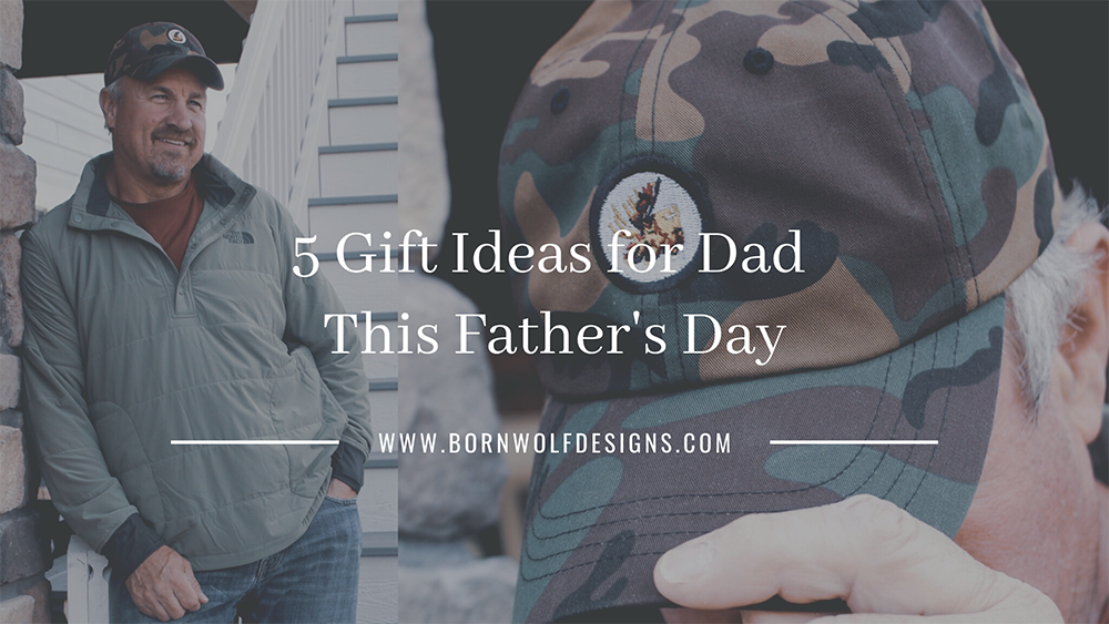 5 Gift Ideas for Dad This Year / Fathers Day Gifts / Gifts for Him