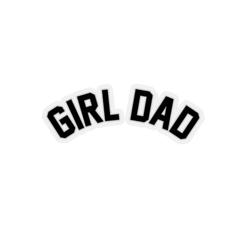 Girl Dad Sticker