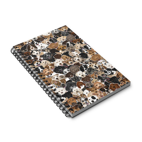 Dog Pile Notebook