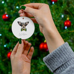 MVR Custom Ceramic Ornament