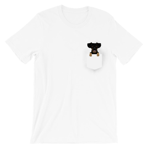 DS Custom Pocket T-Shirt