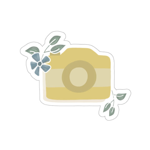 Photography Sticker