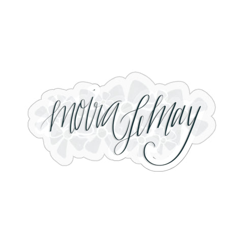 Moira LeMay Sticker