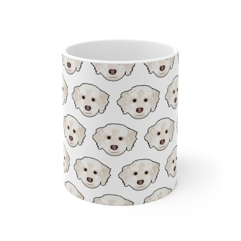 Maltipoo Custom Ceramic Mug