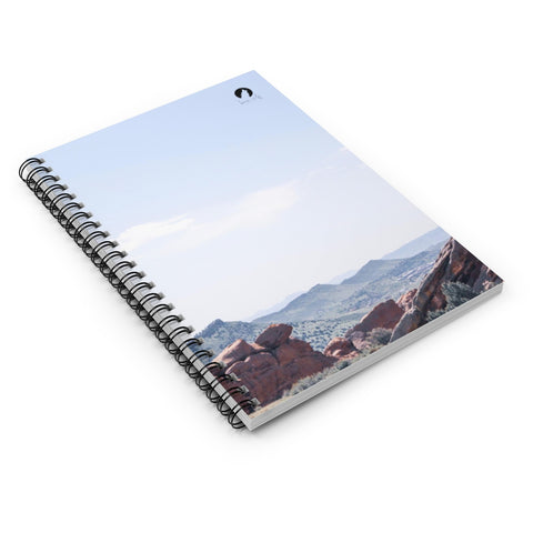Red Rocks Ampitheatre Notebook