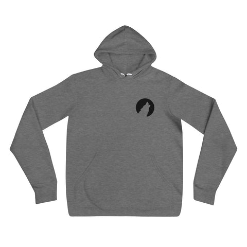 Born Wolf Designs Logo (Eco-Friendly) Hoodie