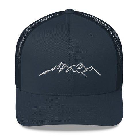 Mountain Icon Cap