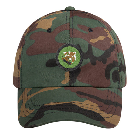 California Grizzly Bear Hat
