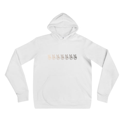 Peace For All (Eco-Friendly) Hoodie