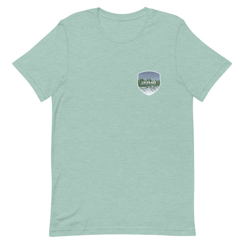 Colorado (Front + Back) Eco-Friendly T-Shirt