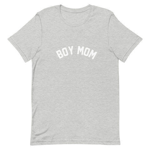 Boy Mom (Eco-Friendly) T-Shirt