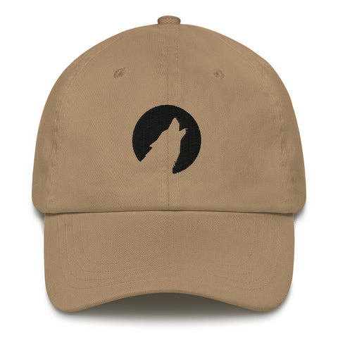Born Wolf Designs Logo Hat