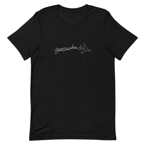 Start Somewhere (Eco-Friendly) T-Shirt