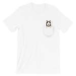 Husky Pocket T-Shirt