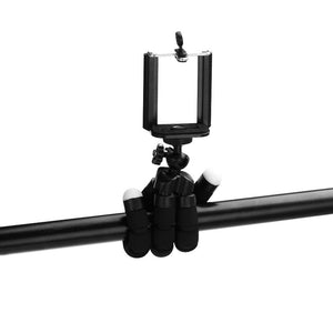 "Live Tripods - ""Bender"" Premium Flexible Portable Tripod With Wireless Remote"