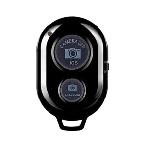 Live Tripods - Wireless Bluetooth Shutter Remote Controller