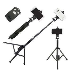 Selfie Sticks - All-In-One Professional Selfie Stick & Built In Tripod