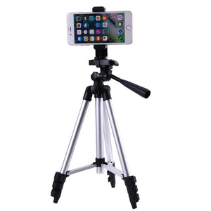 Selfie Sticks - Large Professional Extendable Smartphone Tripod