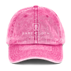 Bare Tooth Logo Vintage Cap