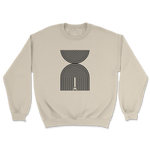 Geo Tooth Sweatshirt