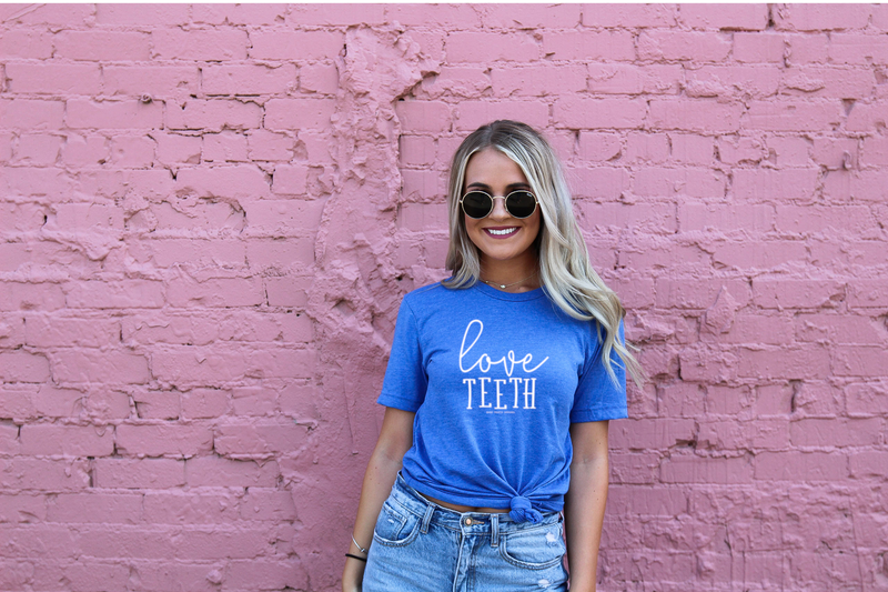 Love Teeth Tee