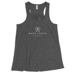 Bare Tooth Logo Flowy Racerback Tank - Bare Tooth Apparel