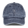 Bare Tooth Logo Vintage Cap - Bare Tooth Apparel
