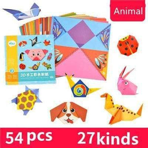 Origami Cartoon Folding Craft Specialty Paper - Origami Nerd Depot